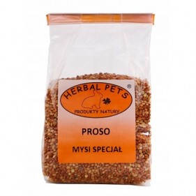 Herbal Pets Proso Mysi specjał 150g