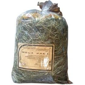 WIO-MAR Jaśkowe sianko z ziołami Mega Paka 1kg