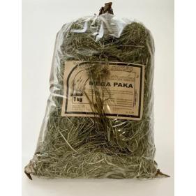 WIO-MAR Jaśkowe naturalne sianko Mega Paka 1kg