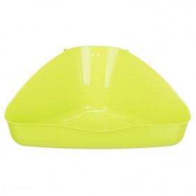 Toaleta narożna Trixie dla gryzoni - zielona